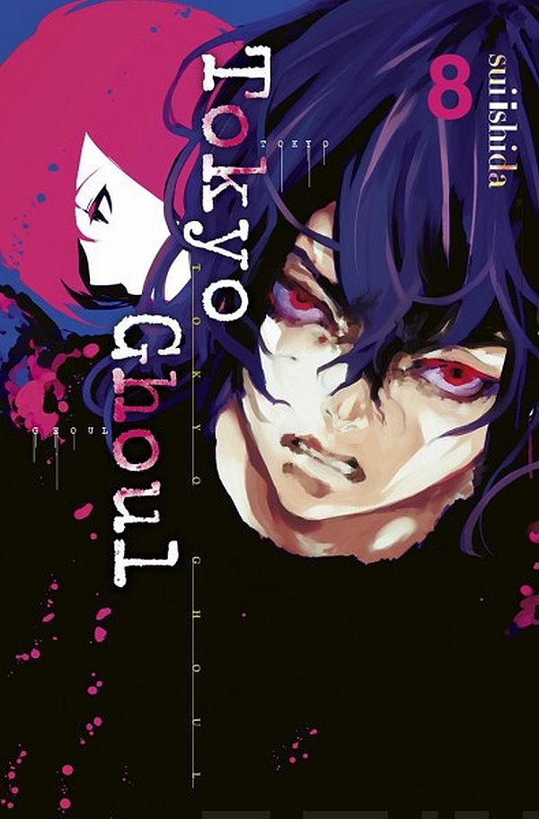 Image for Tokyo Ghoul 8 from Suomalainen.com
