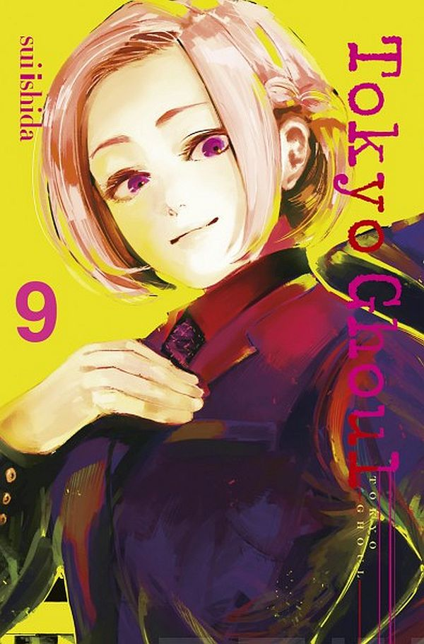 Image for Tokyo Ghoul 9 from Suomalainen.com