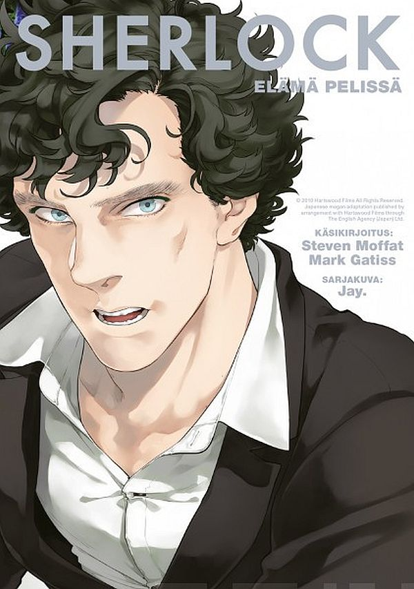 Image for Sherlock from Suomalainen.com