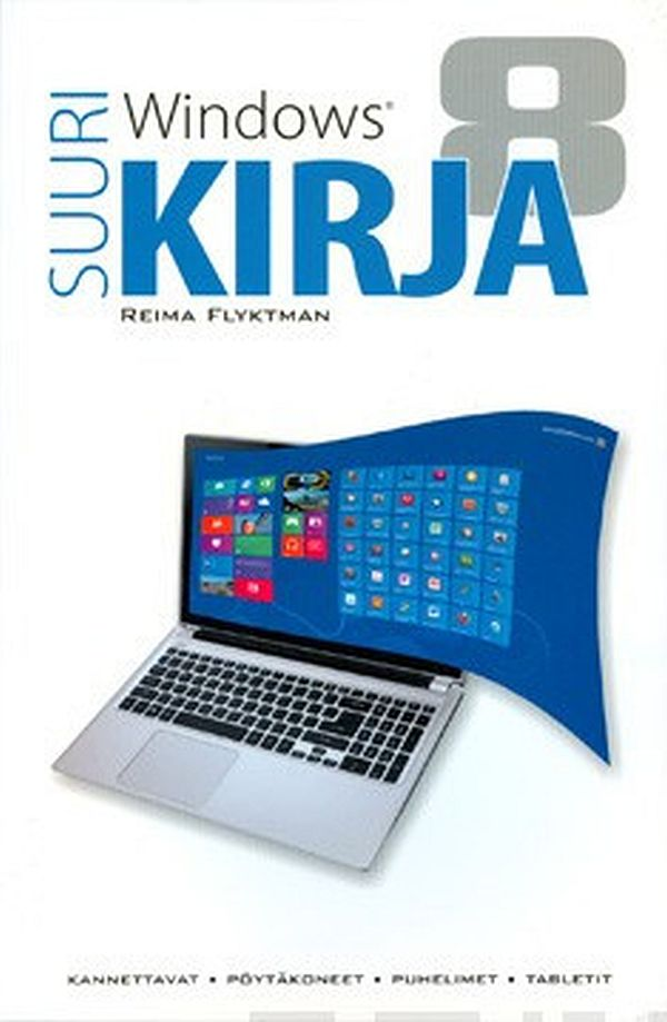 Image for Suuri Windows 8 -kirja from Suomalainen.com