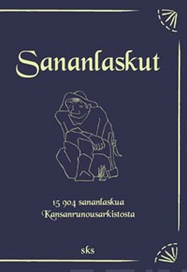 Image for Sananlaskut from Suomalainen.com