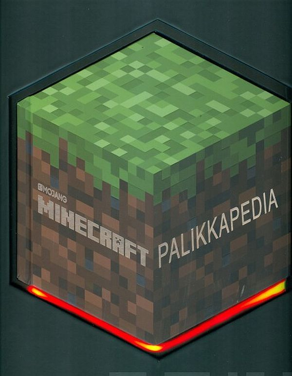 Image for Minecraft Palikkapedia from Suomalainen.com