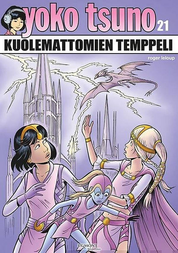 Image for Kuolemattomien temppeli from Suomalainen.com