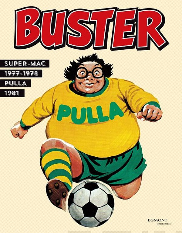 Image for Buster from Suomalainen.com