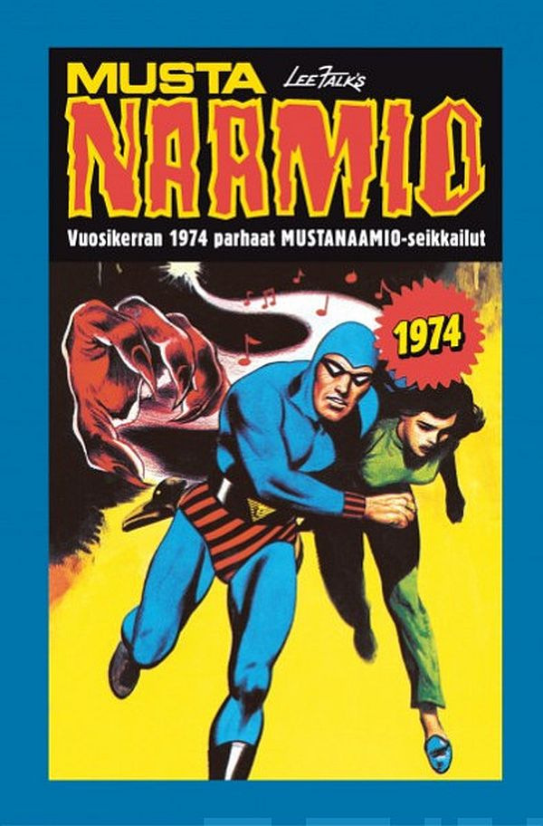 Image for Mustanaamio 1974 from Suomalainen.com