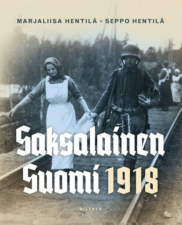 Image for Saksalainen Suomi 1918 from Suomalainen.com