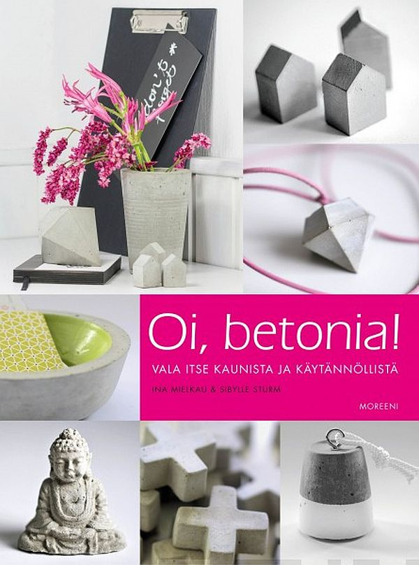 Image for Oi, betonia! from Suomalainen.com