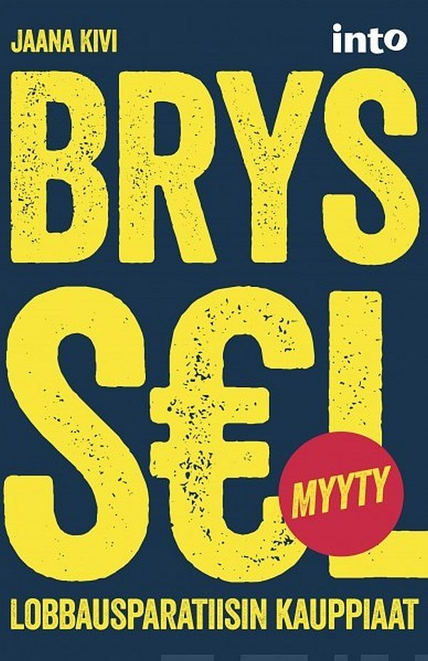 Image for Bryssel myyty from Suomalainen.com