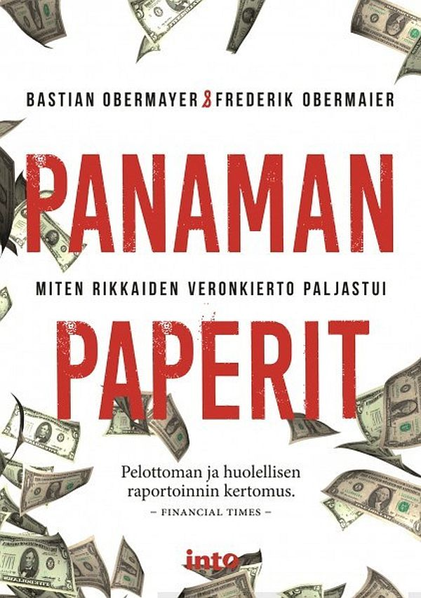 Image for Panaman paperit from Suomalainen.com