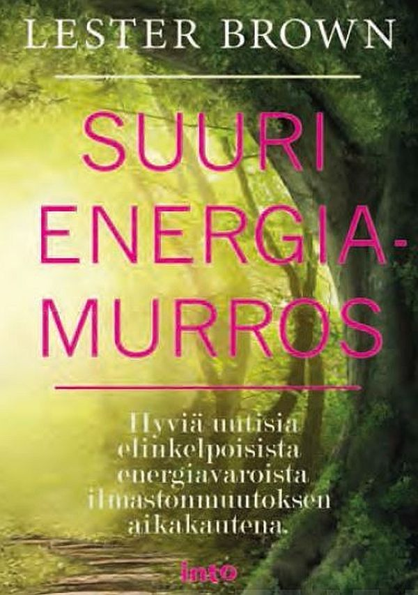 Image for Suuri energiamurros from Suomalainen.com