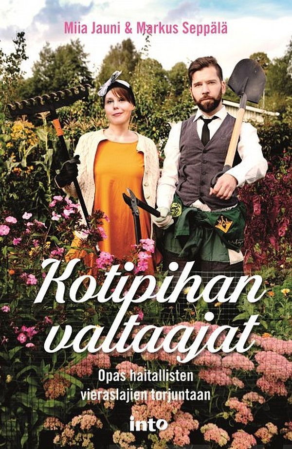 Image for Kotipihan valtaajat from Suomalainen.com