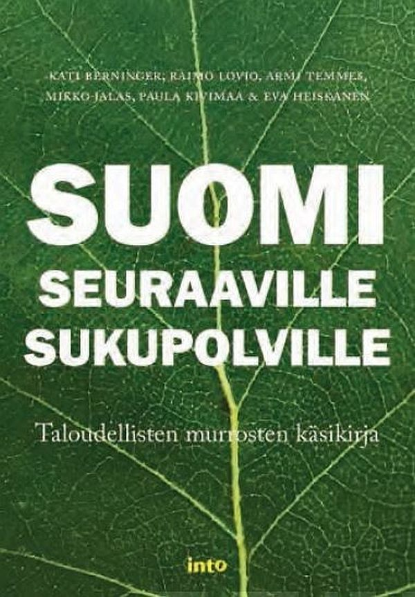 Image for Suomi seuraaville sukupolville from Suomalainen.com