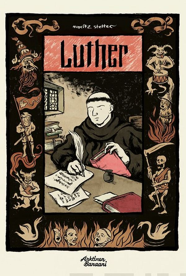 Image for Luther from Suomalainen.com