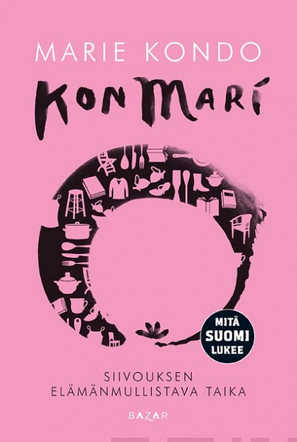 Image for KonMari from Suomalainen.com
