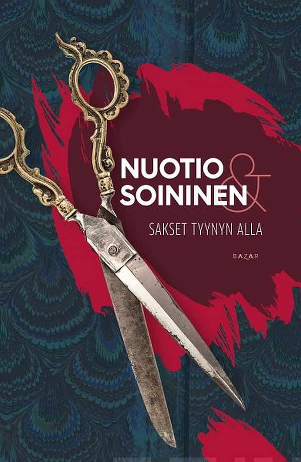 Image for Sakset tyynyn alla from Suomalainen.com