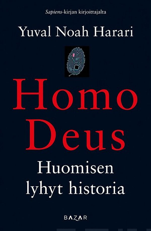 Image for Homo Deus from Suomalainen.com