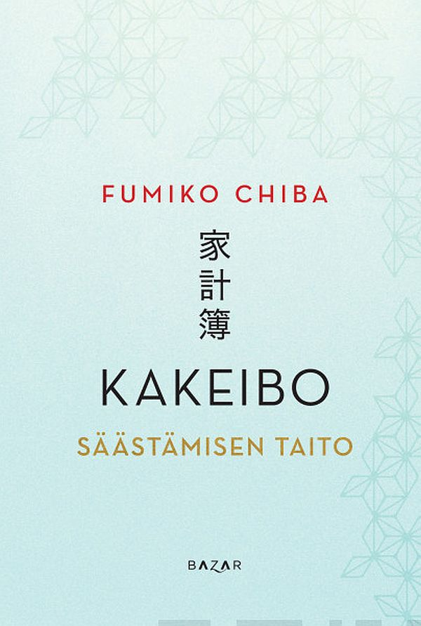 Image for Kakeibo (turkoosi kansi) from Suomalainen.com