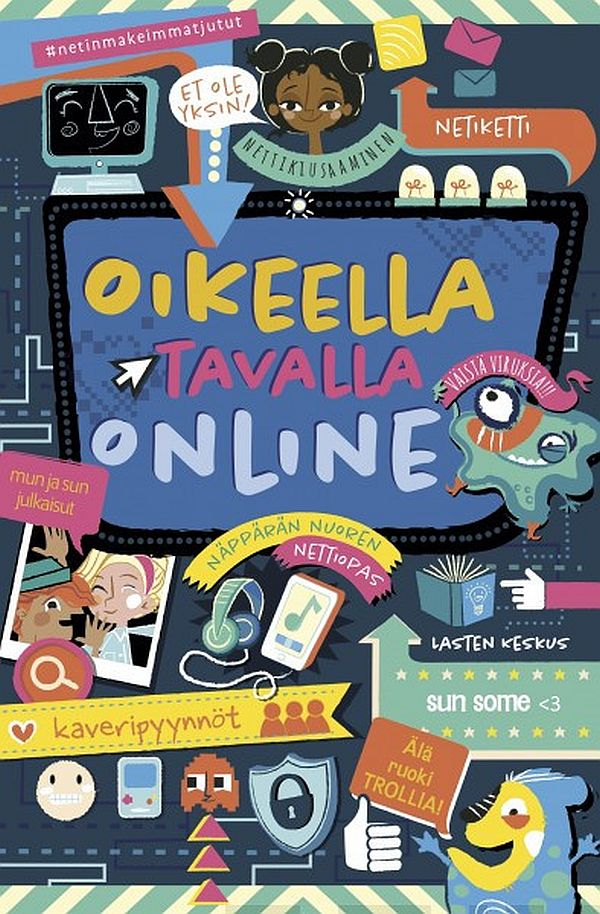 Image for Oikeella tavalla online from Suomalainen.com