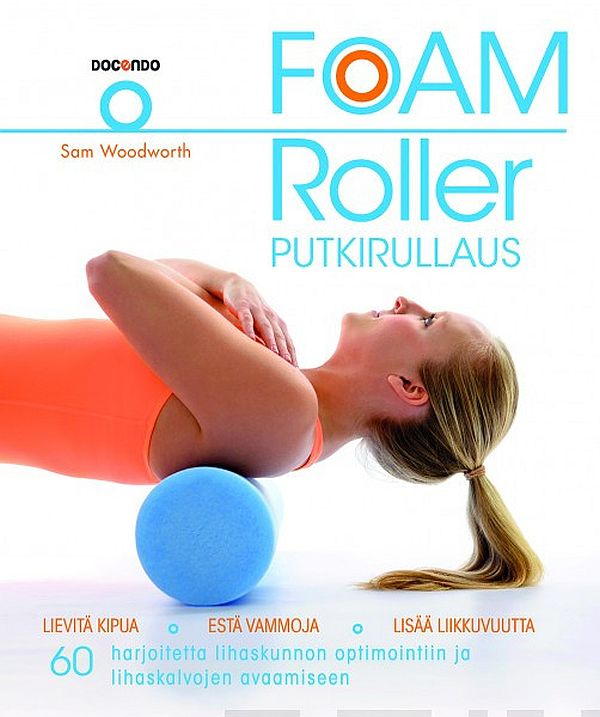 Image for Foam Roller from Suomalainen.com