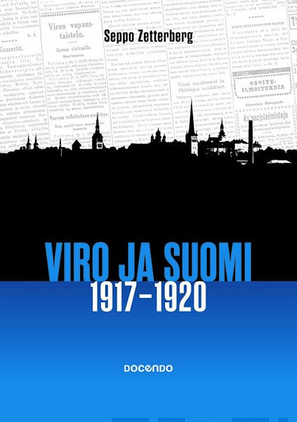 Image for Viro ja Suomi 1917-1920 from Suomalainen.com