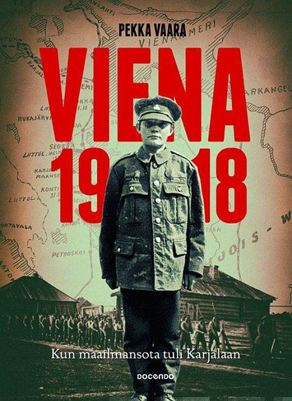 Image for Viena 1918 from Suomalainen.com
