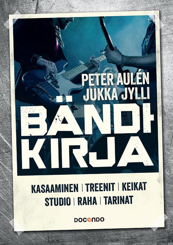 Image for Bändikirja from Suomalainen.com