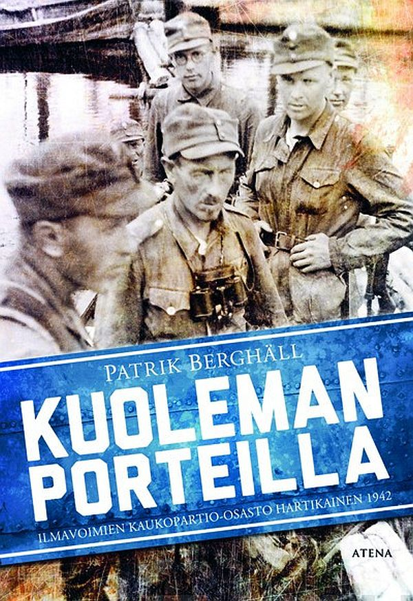 Image for Kuoleman porteilla from Suomalainen.com