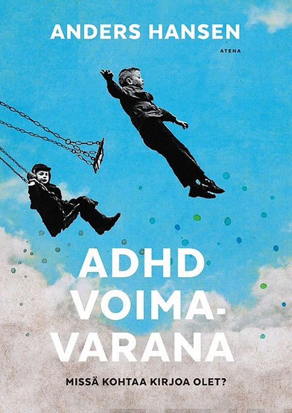 Image for Adhd voimavarana from Suomalainen.com
