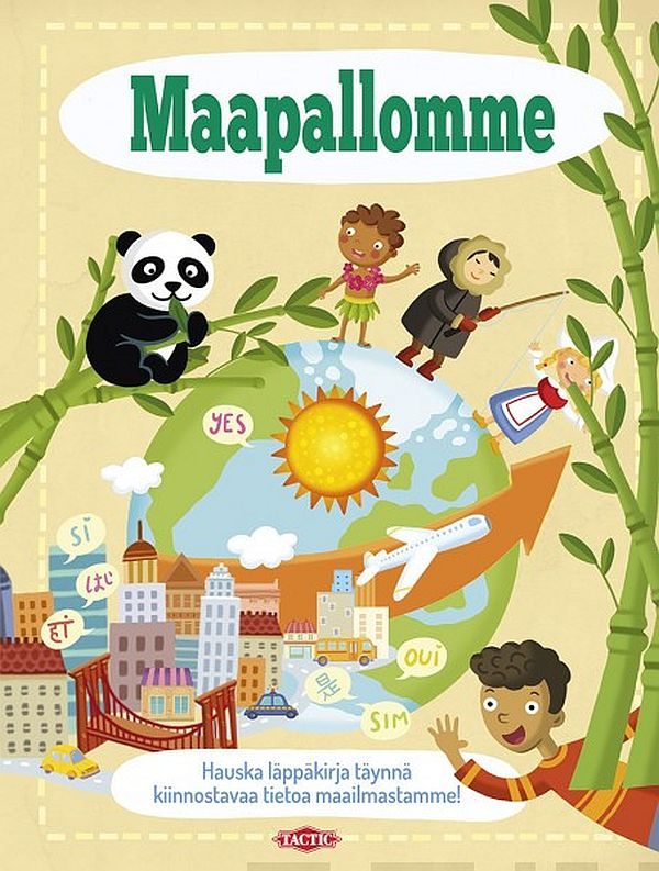 Image for Maapallomme from Suomalainen.com