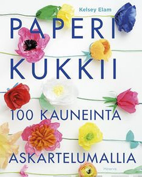 Image for Paperi kukkii from Suomalainen.com
