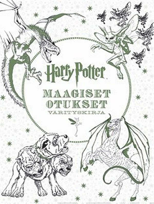 Image for Harry Potter - Maagiset Otukset from Suomalainen.com