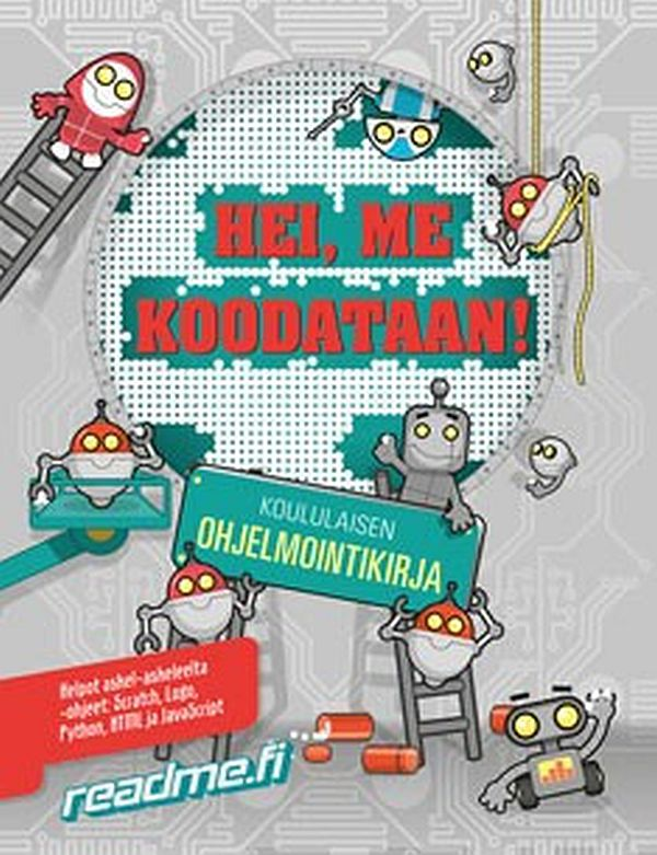 Image for Hei, me koodataan! from Suomalainen.com