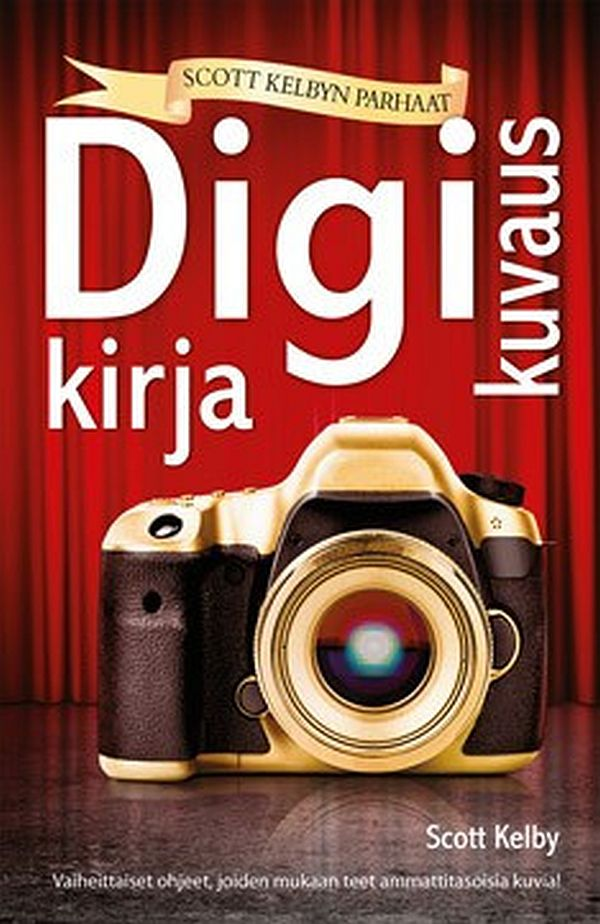 Image for Digikuvauskirja from Suomalainen.com