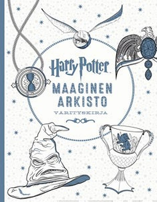 Image for Harry Potter - Maaginen arkisto from Suomalainen.com