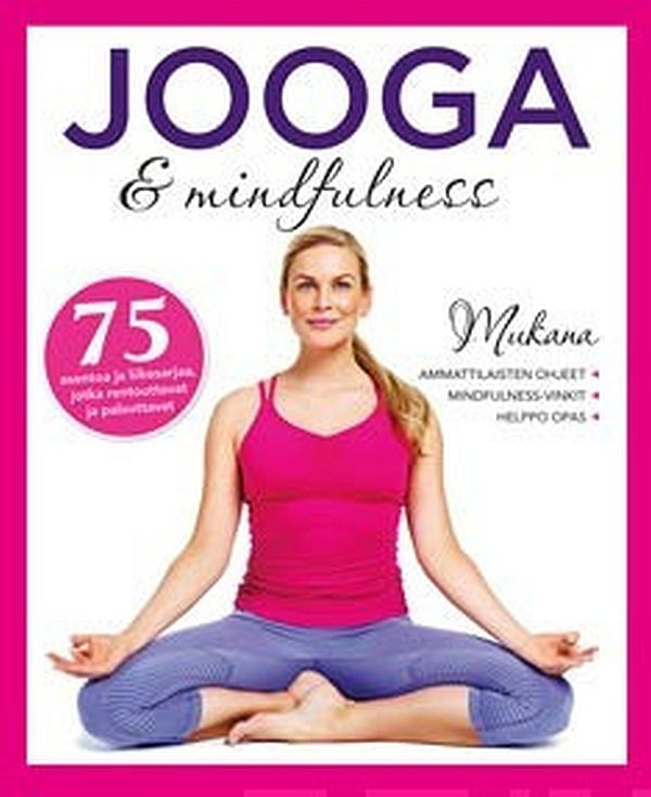 Image for Jooga & Mindfulness from Suomalainen.com