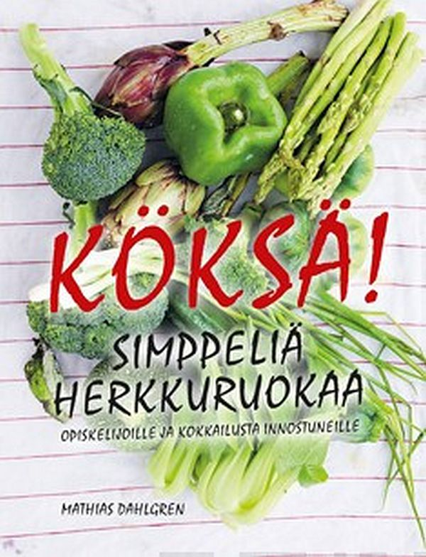 Image for KÖKSÄ! from Suomalainen.com