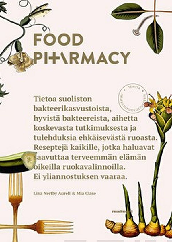 Image for Food Pharmacy from Suomalainen.com