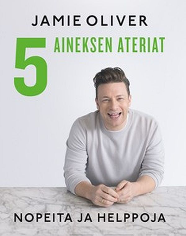Image for Jamie Oliver - 5 aineksen ateriat from Suomalainen.com