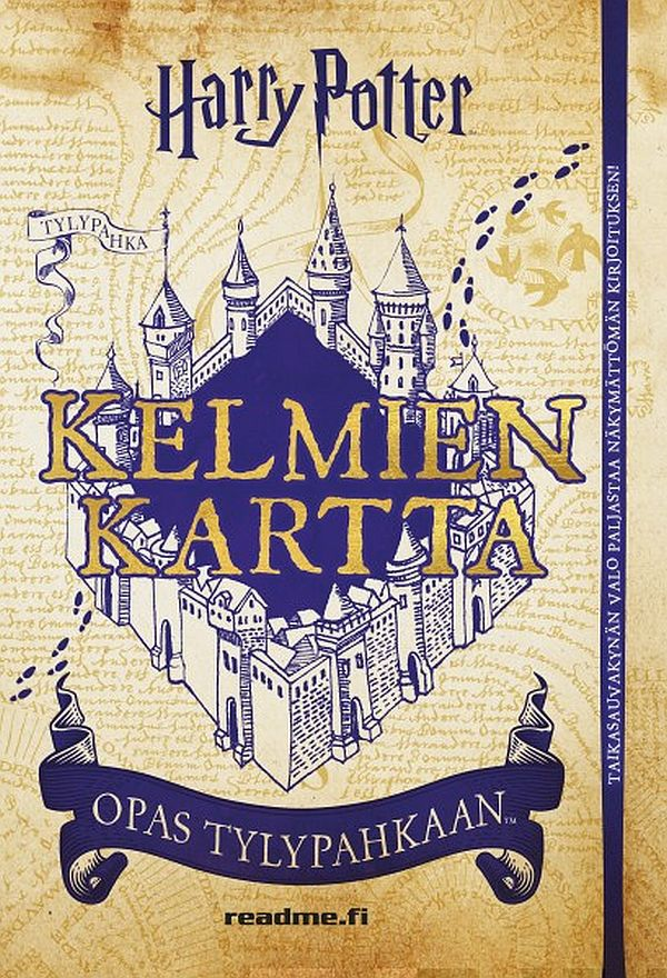 Image for Harry Potter - Kelmien kartta from Suomalainen.com