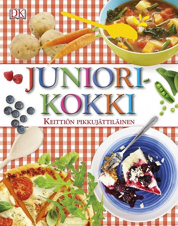Image for Juniorikokki from Suomalainen.com