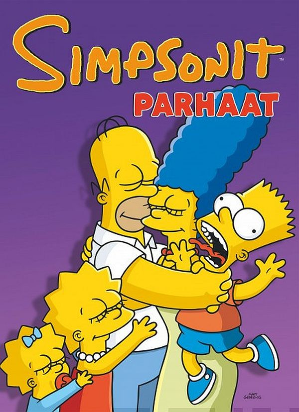 Image for Simpsonit - Parhaat from Suomalainen.com