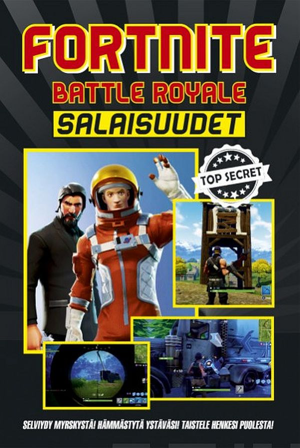 Image for Fortnite Battle Royal from Suomalainen.com