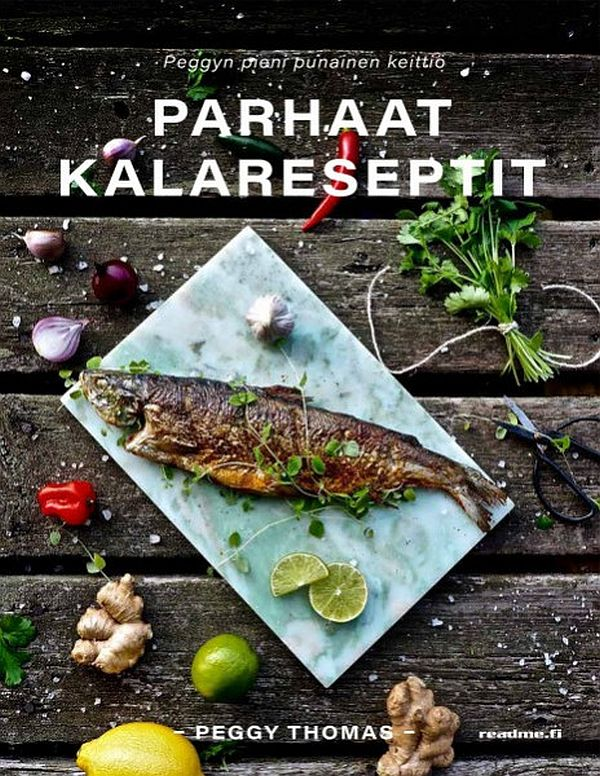 Image for Parhaat kalareseptit from Suomalainen.com