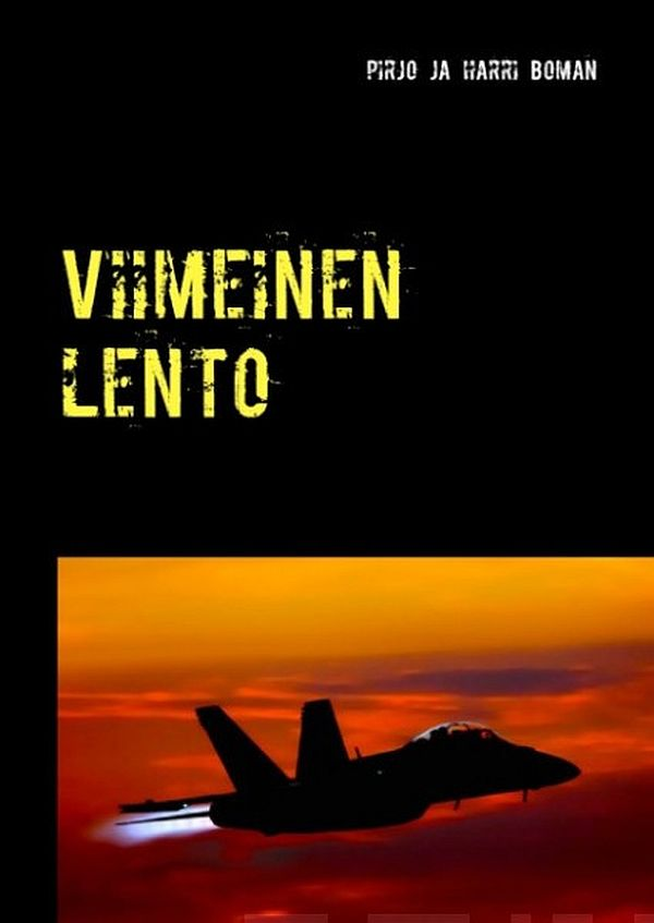 Image for Viimeinen lento from Suomalainen.com