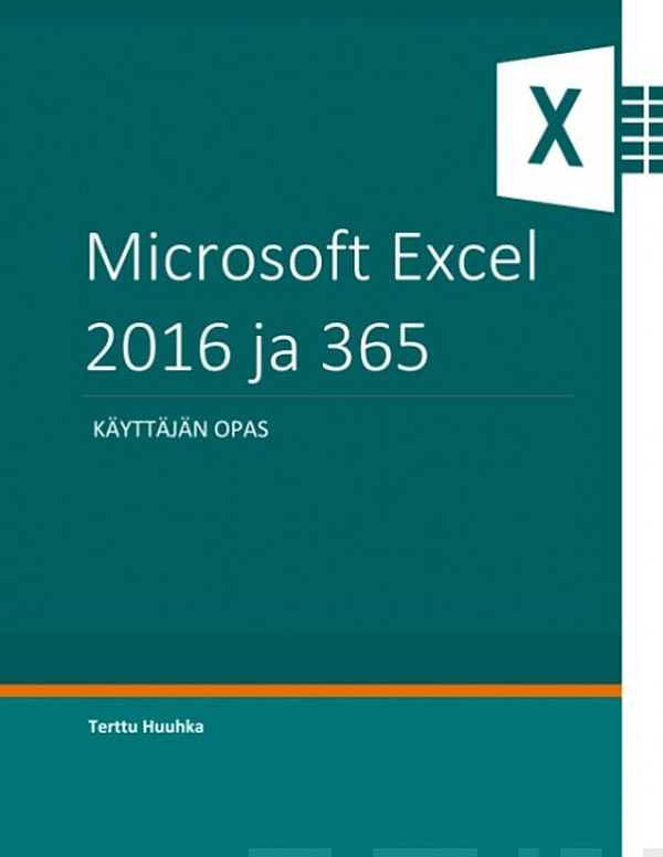Image for Microsoft Excel 2016 ja 365 from Suomalainen.com