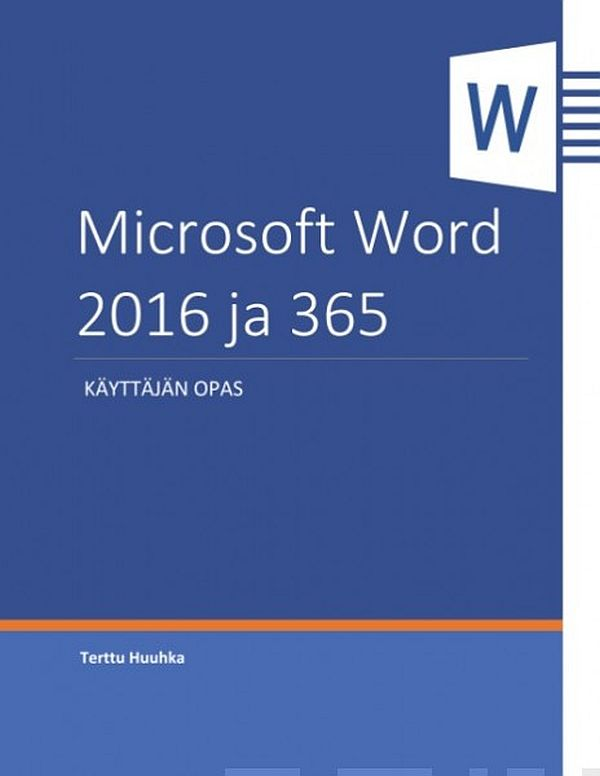 Image for Microsoft Word 2016 ja 365 from Suomalainen.com