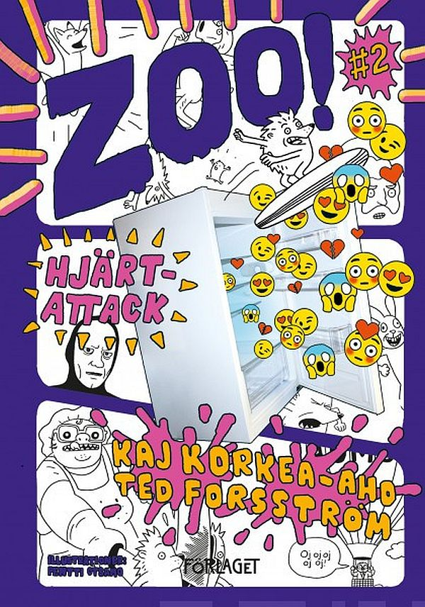 Image for Zoo! #2 Hjärtattack from Suomalainen.com