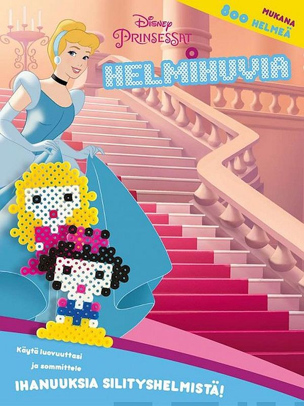 Image for Disney Prinsessat - Helmihuvia from Suomalainen.com