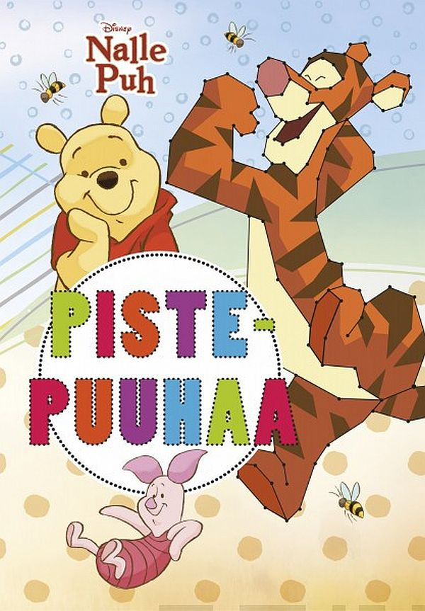 Image for Disney Nalle Puh - Pistepuuhaa from Suomalainen.com