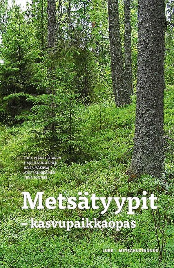 Image for Metsätyypit from Suomalainen.com